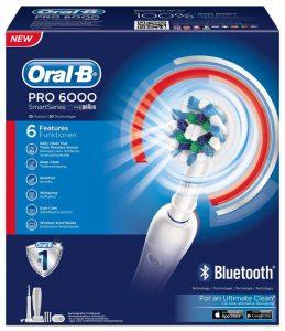 Oral-B Pro 6000 CrossAction