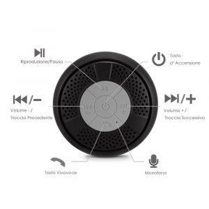 TaoTronics Waterproof Speaker