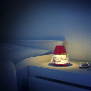 Lampada con proiettore Philips Disney