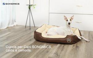 Letto per Cani Songmics