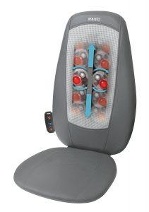 Funzionamento di un sedile massaggiante