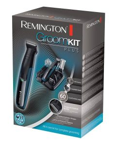 Packaging Remington grooming kit