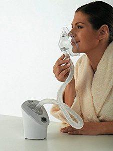 Aerosol a ultrasuoni utilizzato