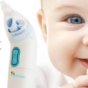 aspiratore nasale elettrico