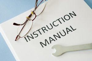 Manuale delle istruzioni