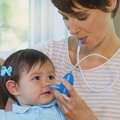 Aspiratore nasale a bocca