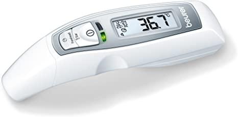 Beurer FT 70 Termometro Multifunzione 7 in 1 Parlante