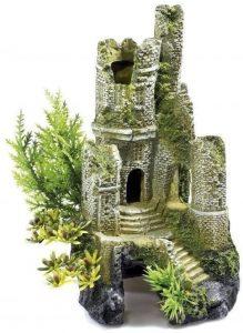 Castello Classico, decorazione per acquario