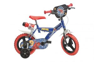 migliore bici per bambini Spiderman