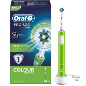 spazzolino elettrico più venduto Oral B pro 600