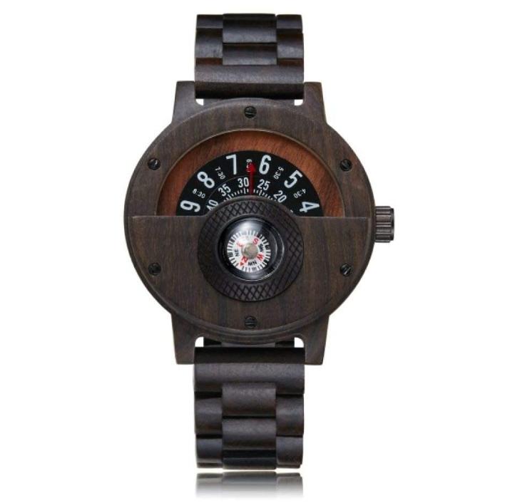 MOLIB legno orologio