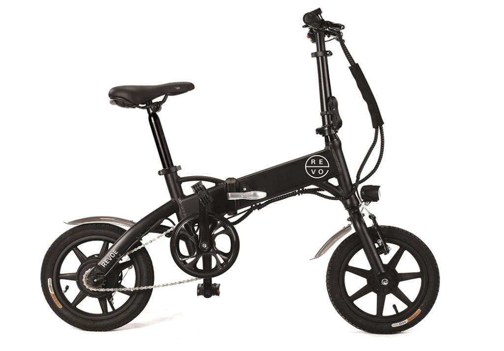 Bicicletta elettrica pieghevole REVOE