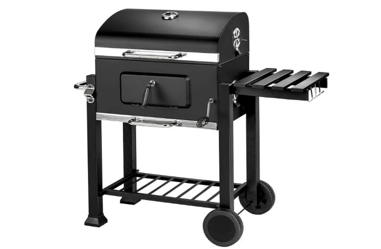 TecTake BBQ Barbecue A CARBONELLA