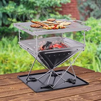 Outsunny Barbecue BBQ