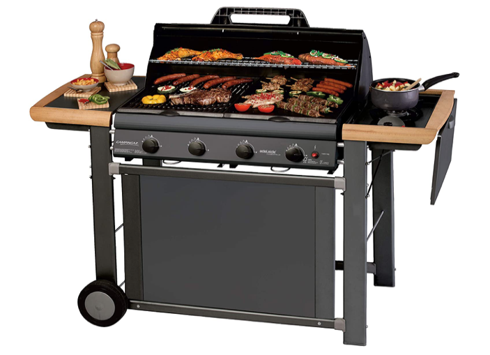 Campingaz Adelaide 4 Classic Deluxe Extra Barbecue a Gas