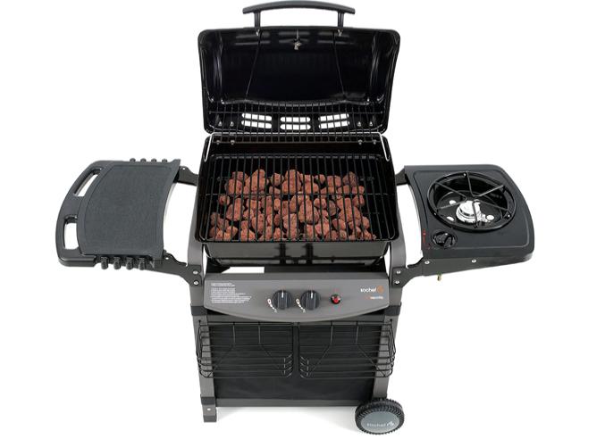 Sochef Piùsaporillo Barbecue a pietra lavica