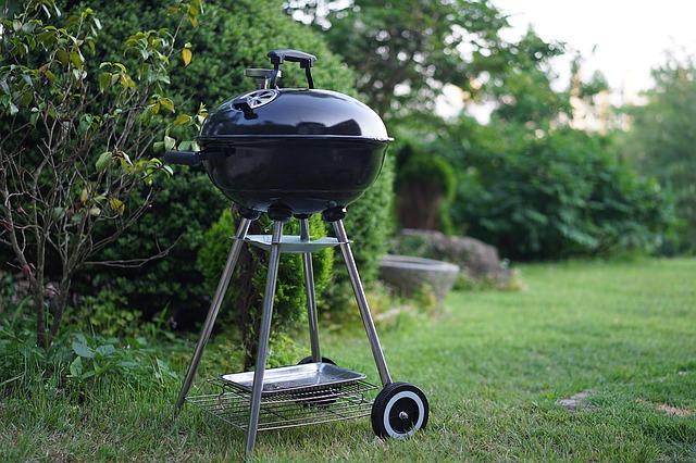 Barbecue a campana