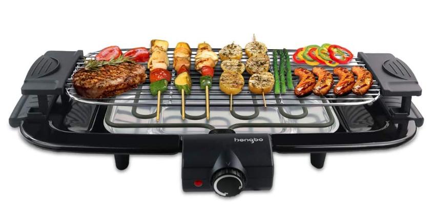 Barbecue elettrico grill