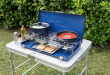 Barbecue da campeggio portatile