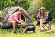 Barbecue da campeggio