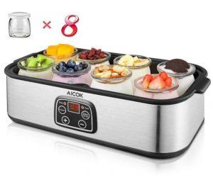 AICOX yogurtiera elettrica