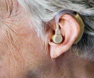 Immagine decorativa amplificatore dell'udito