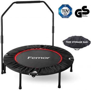 trampolino pieghevole Femor fitness